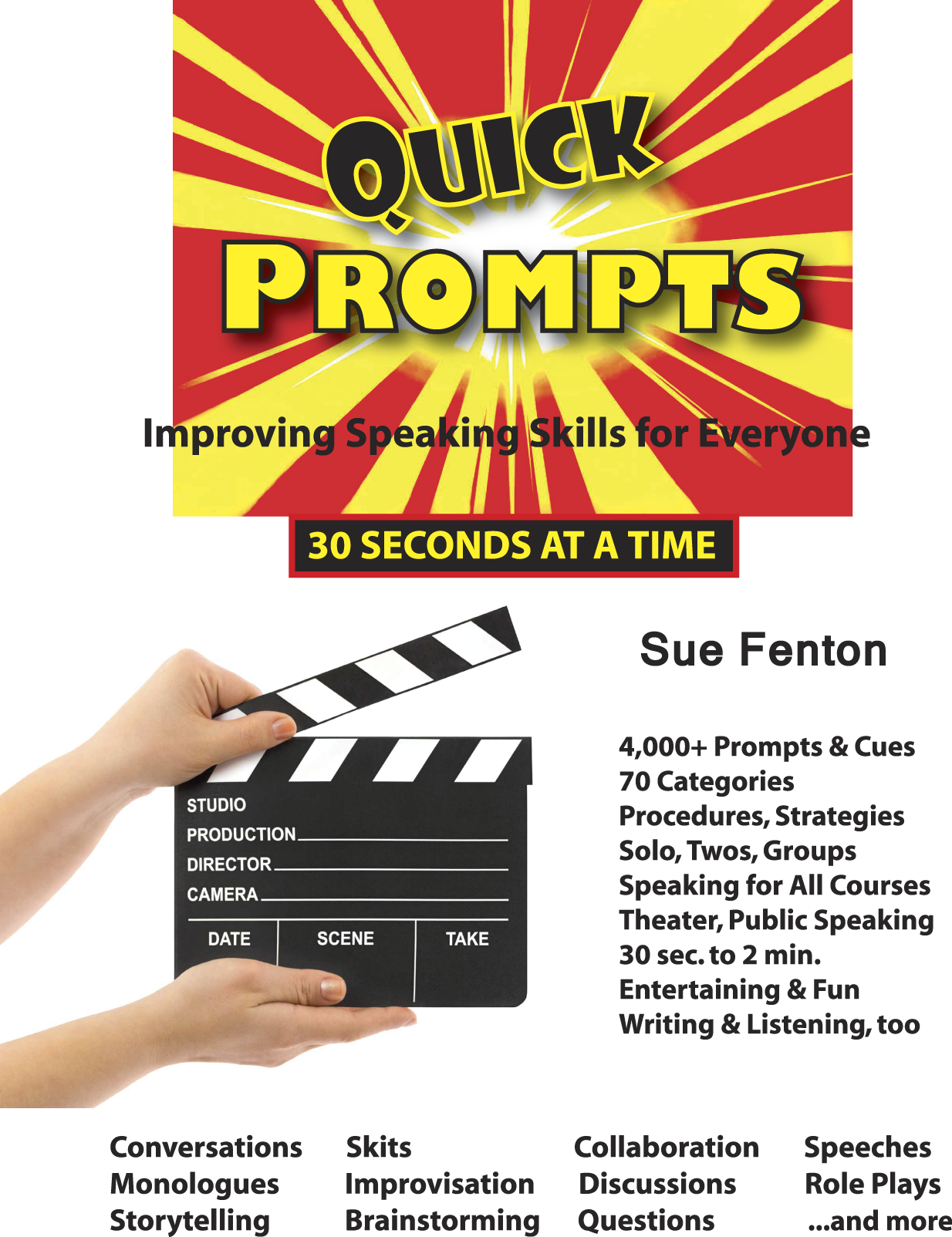 QUICK PROMPTS Improving Speaking Skills for Everyone [MFP