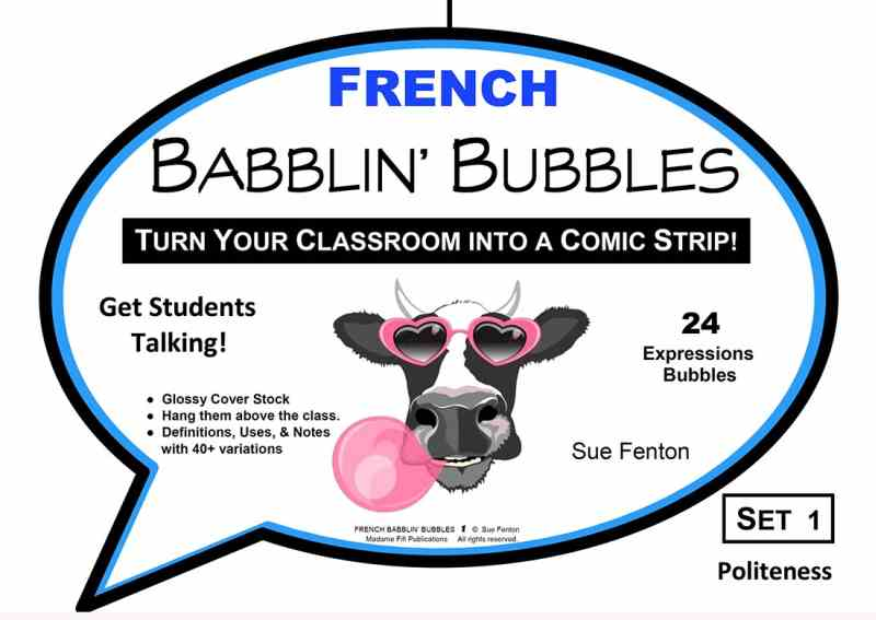 FRENCH BABBLIN' BUBBLES